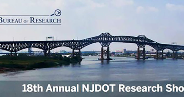 18th Annual NJDOT Research Showcase