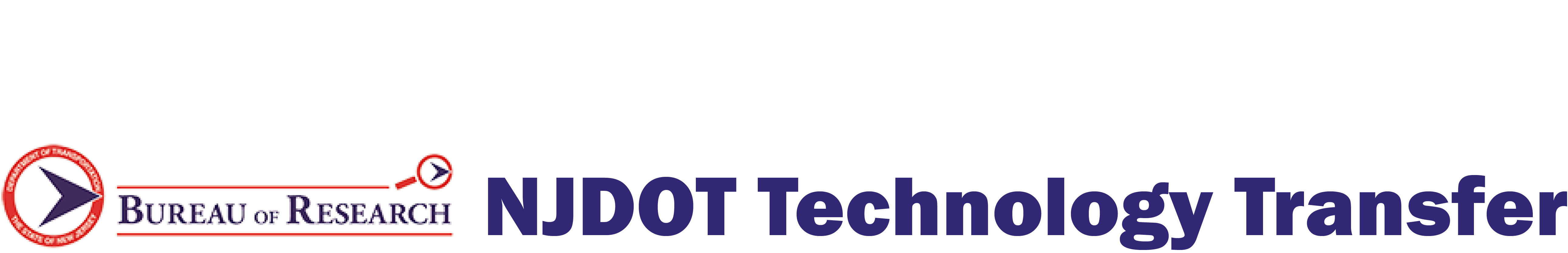 NJDOT Technology Transfer Logo