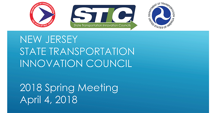 NJ STIC 2018 Spring Meeting