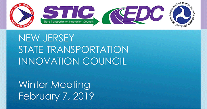 NJ STIC 2018 Winter Meeting