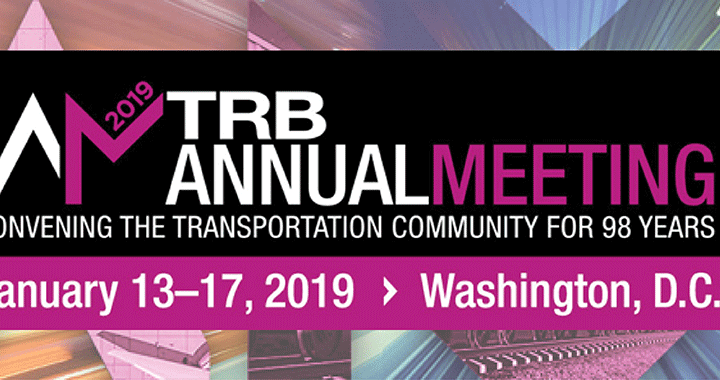 2019 NJDOT TRB Roundtable Discussion