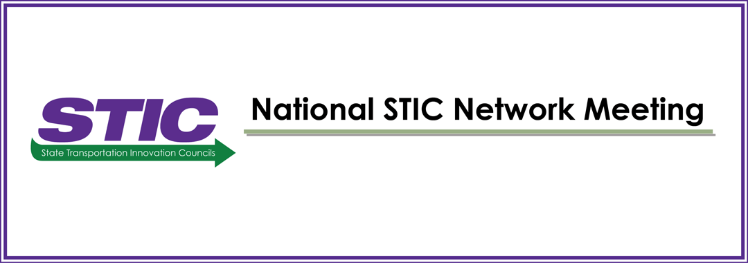 National STIC Network Virtual Meetings
