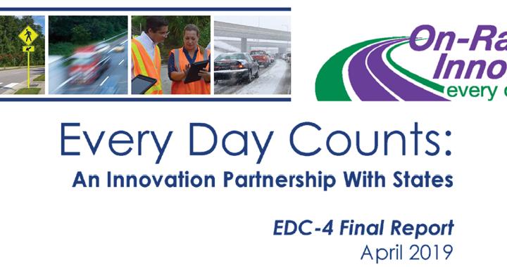 EDC-4 Final Report Highlights Innovations