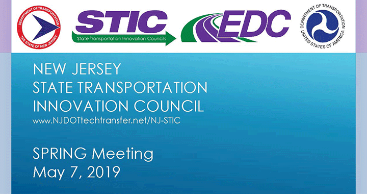 NJ STIC 2019 Spring Meeting