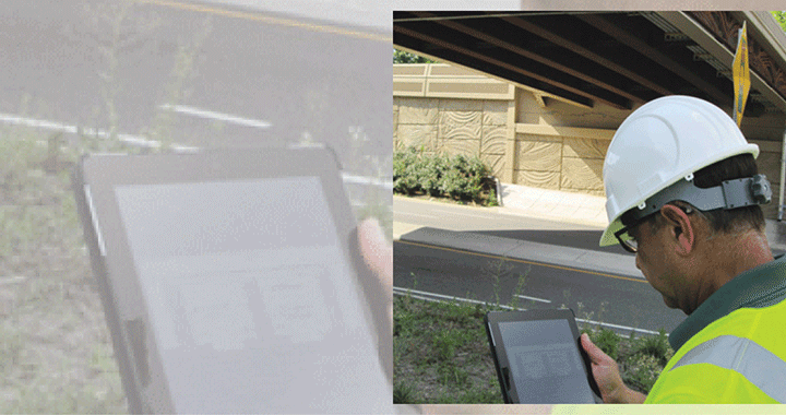 Purchase and Evaluate the Use of Tablets for Construction and Work Zone Inspection