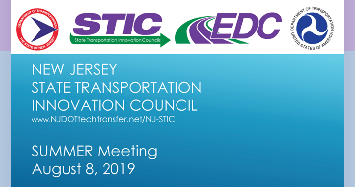 NJ STIC 2019 Summer Meeting