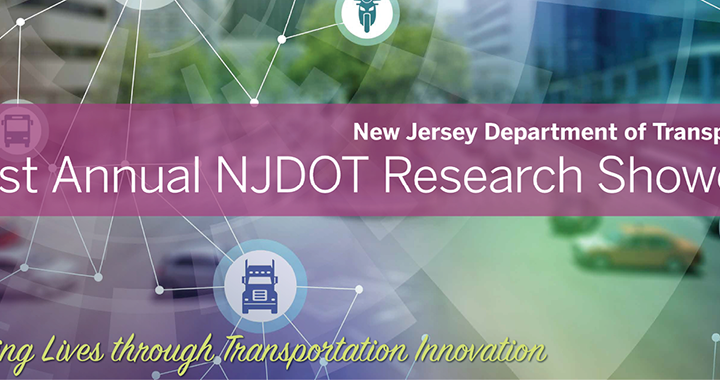 21st Annual NJDOT Research Showcase
