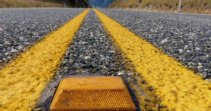 Evaluating New Jersey's Use of Raised Pavement Markers for Roadway Safety