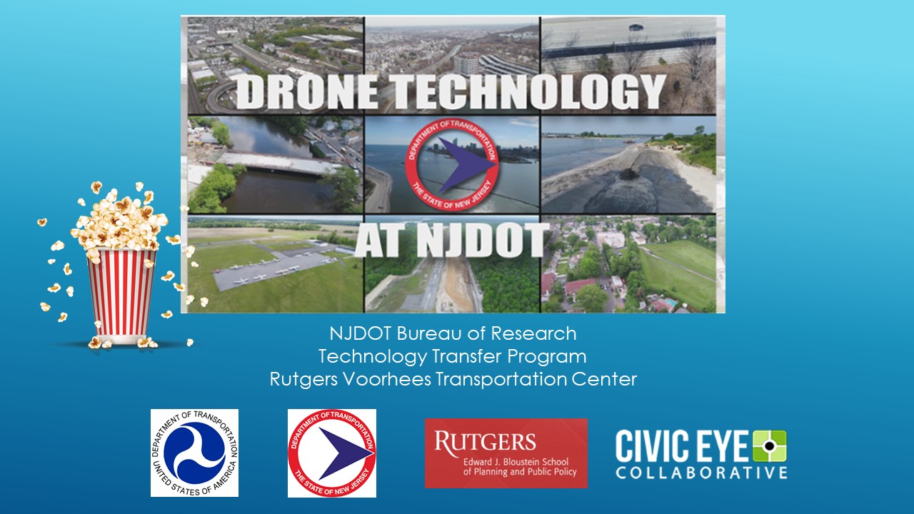Video: Drone Technology at NJDOT