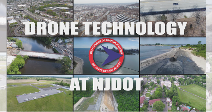 Drone Technology at NJDOT