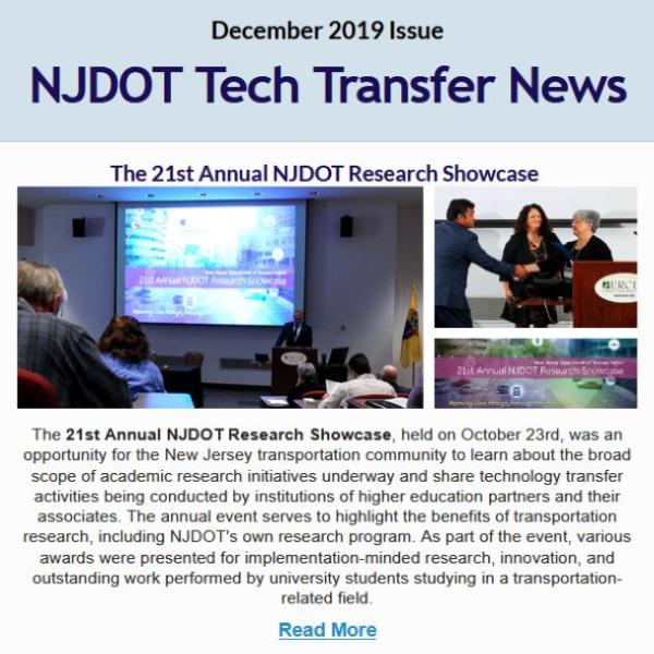NJDOT T2 News December 2019v2