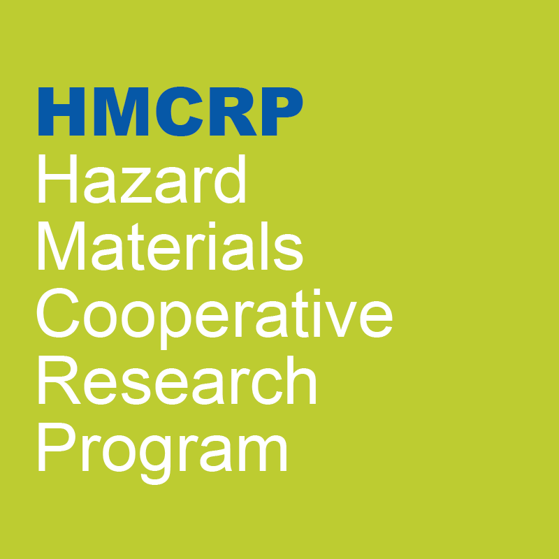 Hazardous Materials Cooperative Research Program