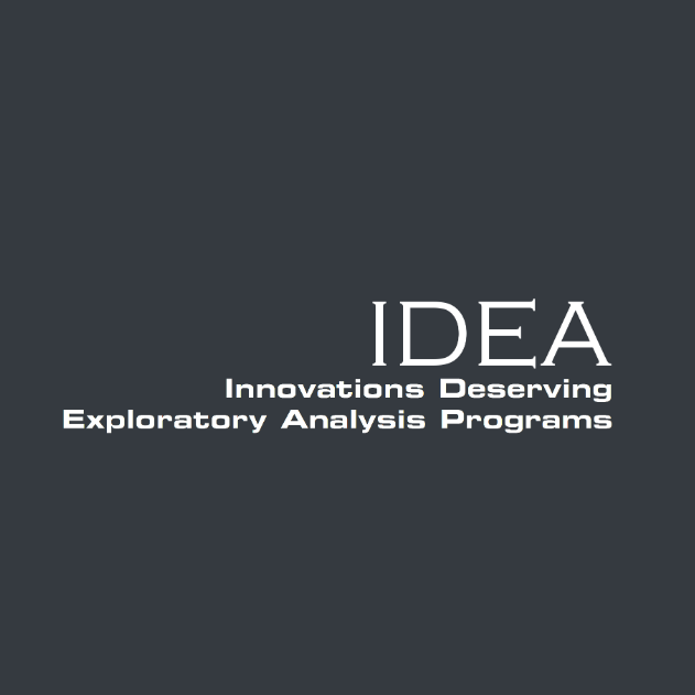 Innovations Deserving Exploratory Analysis