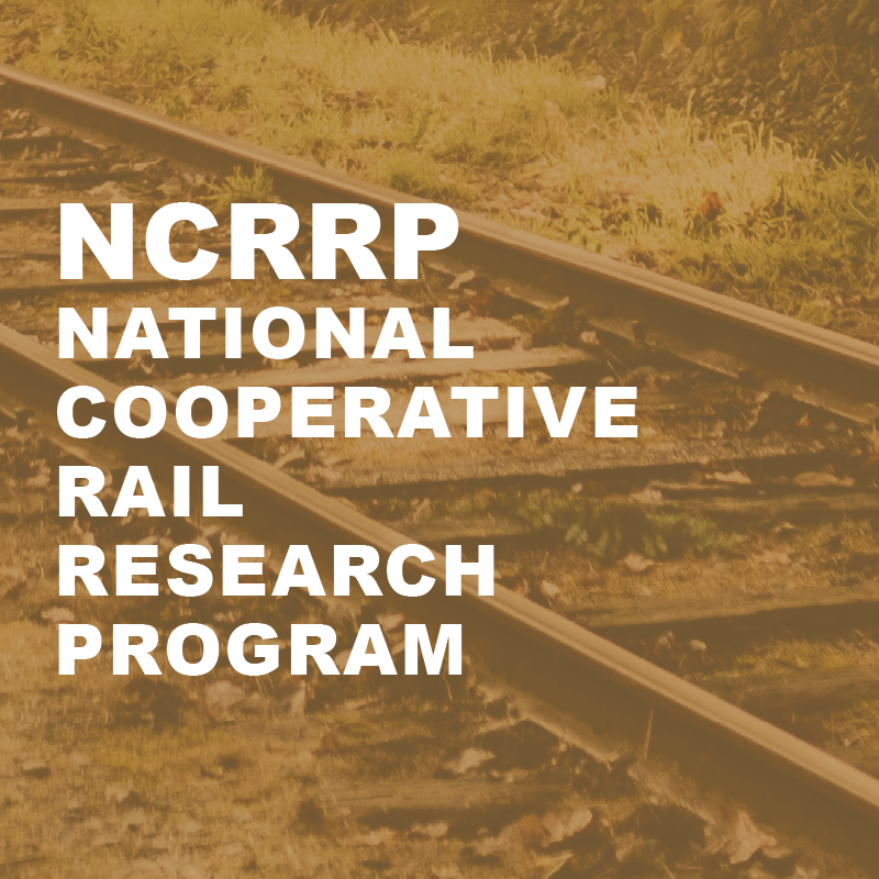 National Cooperative Rail Research Program