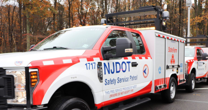 Final Report Released for the Connected Vehicles Program Pilot Testing of Technology for Distributing Road Service Safety Messages from Safety Service Patrols