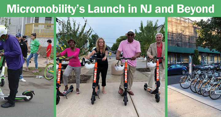 Tech Talk! Launching Micromobility in NJ and Beyond