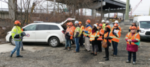 The annual TRB state visit allowed New Jersey DOT and TRB staff to share knowledge and information on initiatives, issues, and research directions.