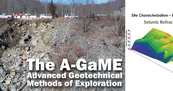A-GaME: Avoiding Unforeseen Costs on Transportation Projects Through Early Detection of Subterranean Obstacles