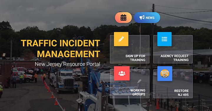NJDOT's Traffic Incident Management Training Program