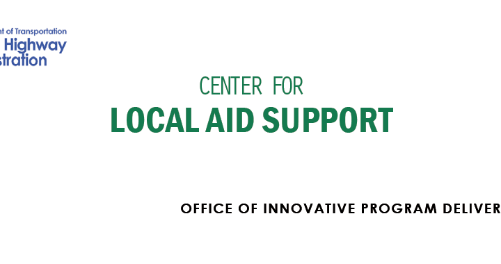 Center for Local Aid Support (CLAS) On-Line Trainings