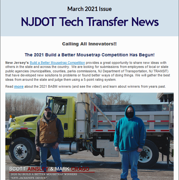 NJDOT Tech Transfer News March 2021_v2