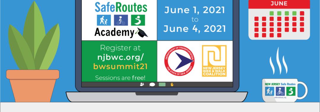 NJ Safe Routes Academy at the NJ Bike & Walk Summit